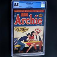 ARCHIE COMICS #32 (1948) 💥 CGC 5.5 OW-W 💥 HTF - 31 IN CENSUS! AL FAGALY CVR