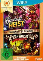 Wii U - Steam World Collection: Heist + Dig [eShop Selects] DE DE/EN NEU & OVP