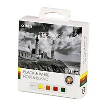 Genuine In Box Cokin P Series H400-03 Black and White Camera Filter Kit