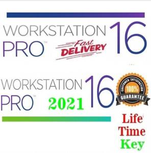 VMware Workstation Pro 16 LifeTime Key