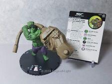 Hulk - G004 Marvel Avengers Infinity HeroClix Miniature Uncommon Colossal