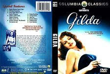 Gilda ~ New DVD ~ Rita Hayworth, Glenn Ford, George Macready (1946)