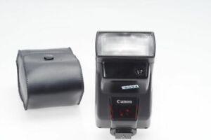 Canon Speedlite 300EZ Shoe Mount Flash for Canon [Excellent++] from JAPAN