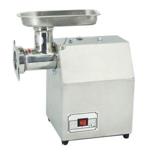 Commercial Meat Grinder Meat Mincer Slicer Sausage Maker Filler Stainless 1100W