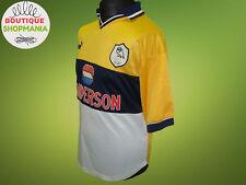 SHEFFIELD WEDNESDAY The Owls Away 1998-1999 PUMA Sanderson Football Shirt Jersey