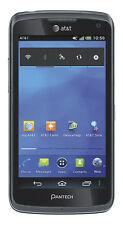 Pantech Flex P8010 - 8GB - Black (AT&T) Smartphone