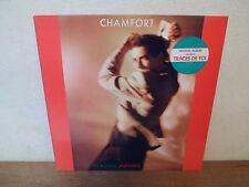 "LP 12 "" ALAIN CHAMFORT - Tendres fièvres - M/MINT - NEUF - CBS 4501881 - HOLLAND"