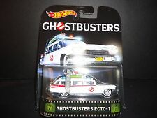 Hot Wheels ECTO 1 Ghostbusters 1 DMC55-959A 1/64