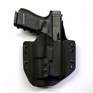 GMI Holsters - Light Bearing OWB Holster w/ Streamlight TLR-1 (Choose gun model)
