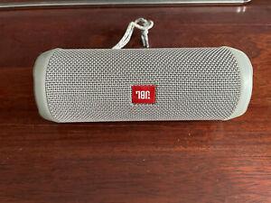 JBL Flip 4 Gray Wireless Bluetooth Speaker - Gray