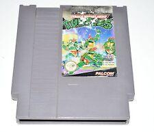 Nintendo NES Spiel TURTLES
