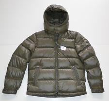 NWT Men's Polo Ralph Lauren Winter Puffer Jacket, Dark Green/Olive L, Large