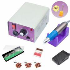 Nail Drill Set Electric Machine Professional Manicure Pedicure Polishing Set Kit