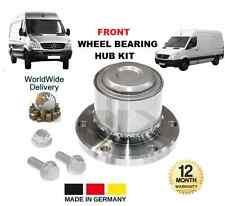 FOR MERCEDES BENZ SPRINTER 3t 3.5t 4.6t 5t 2006-->ON FRONT WHEEL BEARING HUB KIT