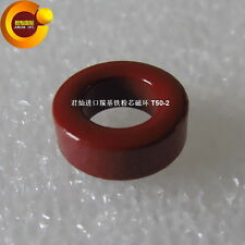 5pcs T50- 2 Iron Powder Core Circular High-Frequency RF Filter Inductance