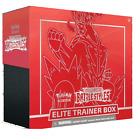 Pokemon Sword and Shield Battle Styles Elite Trainer Box Gigantamax Single St...