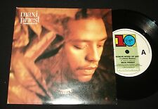 MAXI PRIEST AUSSIE P/S 45 - HUMAN WORK OF ART 1990 REGGAE  MINT