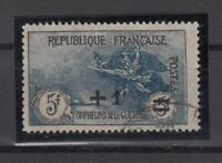 AG4901/ FRANCE – WAR ORPHAN – Y&T # 169 USED - CV 200 $
