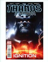 Thanos Imperative: Ignition, The #1, 2010 NM- Marvel Comic Thanos!