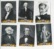 15 PANINI  2012    AMERICANA HEROES & LEGENDS cards  EX-MINT