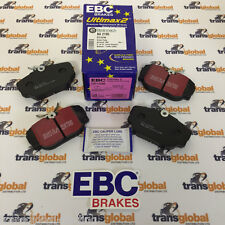 Range Rover P38 V8 or 2.5TD (94 - 02) Rear Brake Pads - EBC Brand - STC1879K
