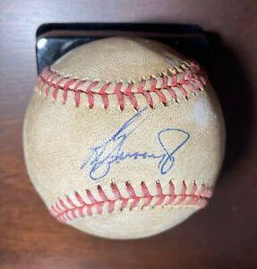 Ken Griffey Jr Signed OAL Baseball PSA/DNA COA Mariners Reds HOF Autograph Auto