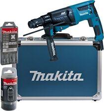 Makita martillo combinado Electrónico HR 2631 Ft13 Sds-plus Maletín aluminio