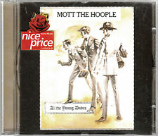 Mott The Hoople ‎~ All The Young Dudes MINT CD Sweet Jane David Bowie Ian Hunter