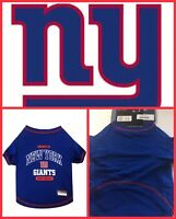 🐶Pets First New York Giants T-Shirt {Small} {Brand New} 🐶