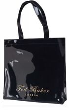 *BNWT* TED BAKER WOMENS ICONIC BLACK LARGE TOTE BAG RRP £39.00