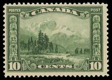 "CANADA 155 - King George V ""Scroll"" Mount Hurd (pf36788)"