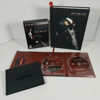 Hitman Absolution: Professional Edition (Sony PS3) w/Hardcover Game Guide