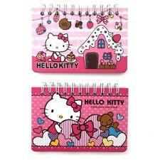 Sanrio Hello Kitty Cutie Mini Spiral Notebook / Notepad (Random 1pc)