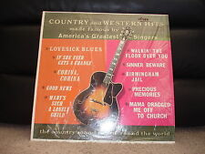 SF-18000 Country and Western Hits made famous by America's Greatest Singers