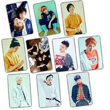 10pics NCT U NCTU TAEIL TAEYONG TEN MARK LEE KPOP CARD STICKERS