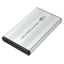 "Dynamode 160GB External Portable 2.5"" USB 2.0 Hard Drive Silver"