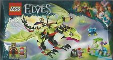 LEGO ELVES 41183 THE GOBLIN KING'S EVIL DRAGON  New Nib Sealed