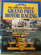 The Complete History of Grand Prix Motor Racing
