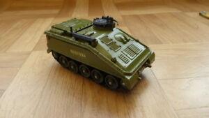 Dinky Toys Alvis Scorpian and Striker #691