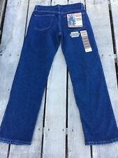 Men's Wrangler Hero 29 x 30 Tough Jeans Regular Fit Fits Over Boots NWT Dark