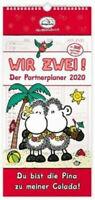 sheepworld Wir Zwei! Der Partnerplaner 2020  NEU