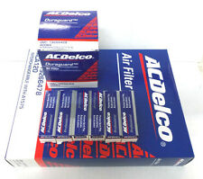 ACDelco Ford Falcon BF 6Cyl. Minor Service filter Kit Oil Air Spark Plugs