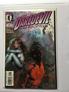 DAREDEVIL # 9 VOLUME 2 FIRST ECHO FIRST PRINT MARVEL COMICS