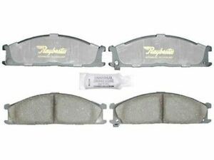Morse NX1144 Front Brake Pads For 1995-1997 Nissan Pickup 4WD ONLY