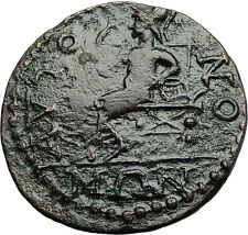 TERMESSOS MAJOR in PISIDIA 2-3CenAD Zeus Athena RARE Ancient Greek Coin i58303