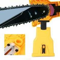 Woodworking Saw Chain Blade Chainsaw Teeth Sharpener Fast Sharpening