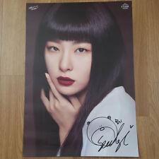 Seulgi Poster Etude House Lip Lacquer Promotion Red Velvet Hard Tube Packing