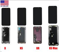Touch Screen Replacement Display OLED LCD Digitizer For iPhone X XS XR XS Max