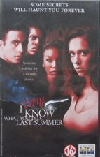 I STILL  KNOW WHAT YOU DID LAST SUMMER  - VHS