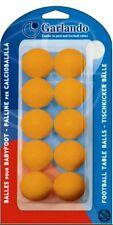 Garlando Orange Table Footballs - Pack of 10